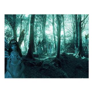 Fairy Glade Postcard