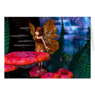 Fairy Glen Card