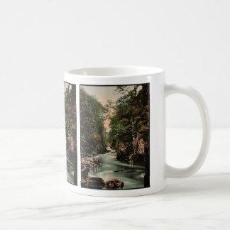 Fairy Glen I, Bettws-y-Coed (i.e. Betws), Wales ra Classic White Coffee Mug