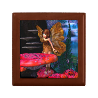 Fairy Glen Jewelry Box