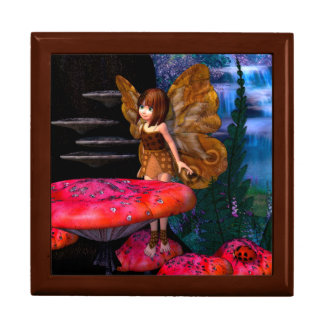Fairy Glen Keepsake Box