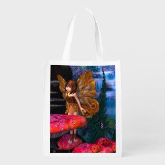 Fairy Glen Reusable Grocery Bag