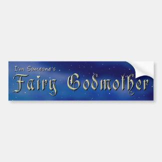 Fairy Godmother Bumper Sticker