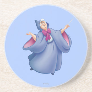 Fairy Godmother Drink Coaster