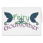 Fairy Godmother Design Cards