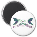 Fairy Godmother Design Magnets #2