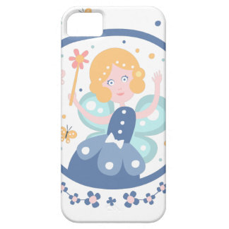 Fairy Godmother Fairy Tale Character iPhone SE/5/5s Case