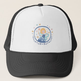 Fairy Godmother Fairy Tale Character Trucker Hat