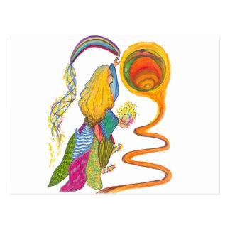 Fairy Godmother Postcard