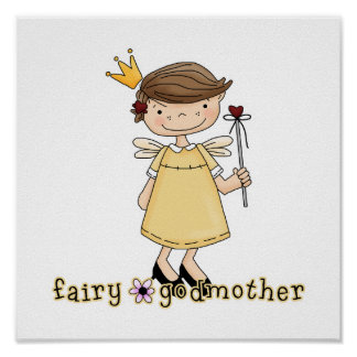 Fairy Godmother Poster
