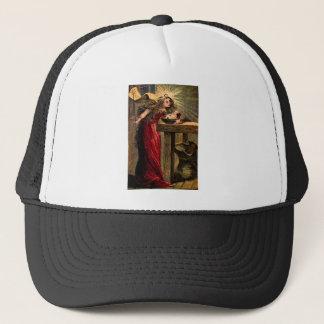 fairy godmother trucker hat