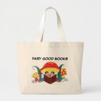 FAIRY GOOD BOOKS bag