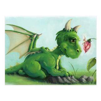Fairy Gossip Postcard