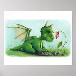 Fairy Gossip Poster