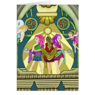 Fairy Graces of Mythology Card