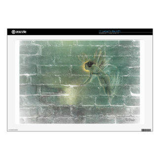 Fairy Green Light Faeries Decals For Laptops