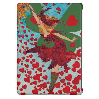 Fairy Hearts CHANGE COLOR ~ iPad Air Case For iPad Air