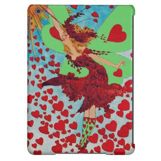 Fairy Hearts CHANGE COLOR ~ iPad Air Case For iPad Air