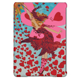 Fairy Hearts CHANGE COLOR ~ iPad Air Cover For iPad Air