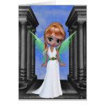 "Fairy ""Hera"" Greek Goddess Card"