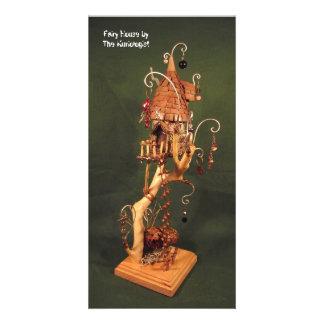 'Fairy House' by The Kuriologist Card