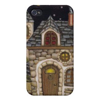 Fairy House iPhone 4/4S Cases