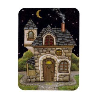 Fairy House Magnet