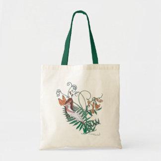Fairy Illustration Budget Tote Bag