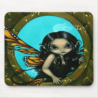 """Fairy in My Window"" Mousepad"