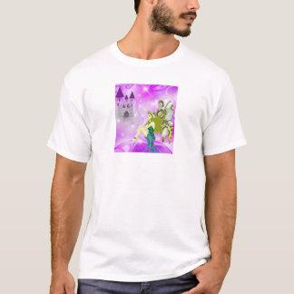 Fairy in purple T-Shirt