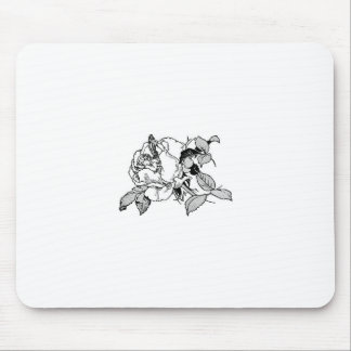 Fairy in Rose Mouse Pad