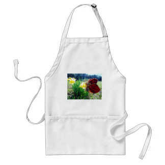 Fairy in the Daffodils Adult Apron