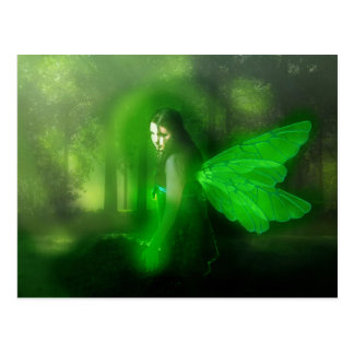 Fairy in the Forest Postcard