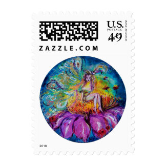 FAIRY IN THE NIGHT STAMPS