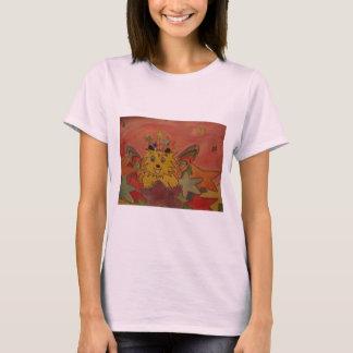 Fairy In The Stars womens T-Shrit T-Shirt