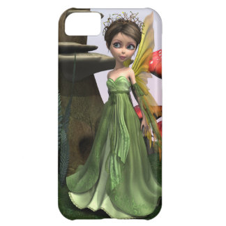 Fairy in Woodland Case For iPhone 5C
