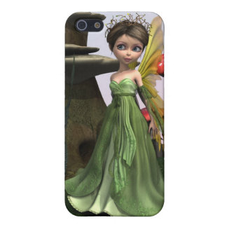 Fairy in Woodland iPhone 5 Case