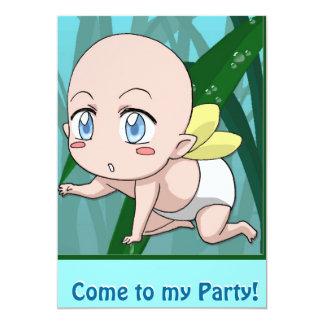 Fairy Invitation - Baby fairy