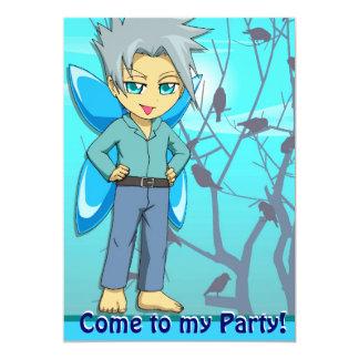 Fairy Invitation _-I can handle it!
