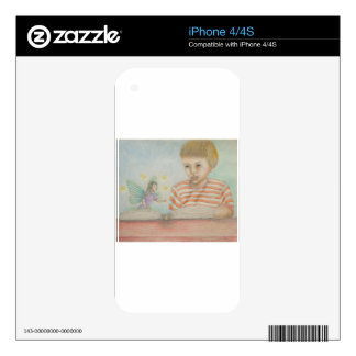 Fairy iPhone 4 Decal