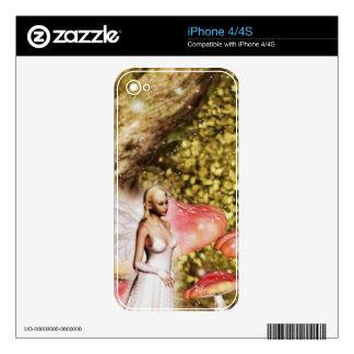 Fairy iPhone Skin iPhone 4S Skin