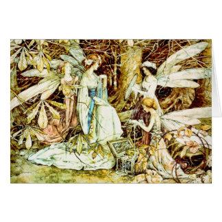 Fairy Jewels Birthday Card