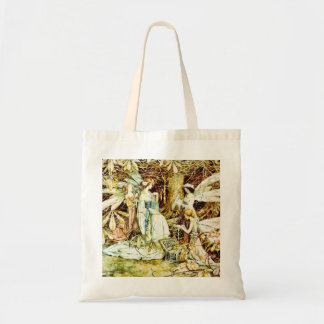 Fairy Jewels Helen Jacobs Illustration Tote Bag