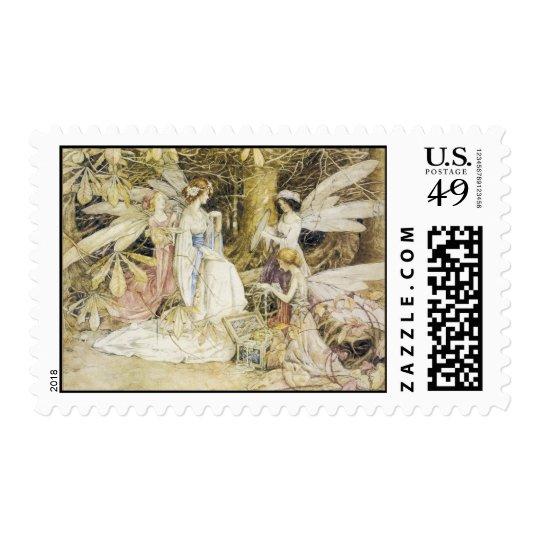 Fairy Jewels Postage