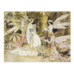 Fairy Jewels Postcard