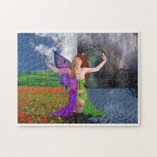 Fairy Jigsaw Puzzle