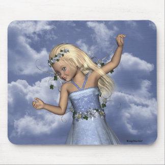 Fairy Jillie Mousepad