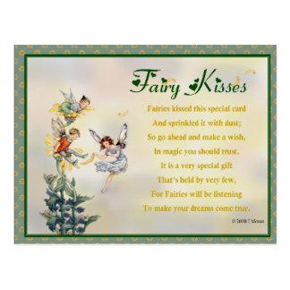 Fairy Keepsake Card Postcard