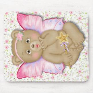 Fairy Kiss Bear Mouse Mats