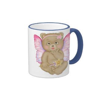 Fairy Kiss Bear  Mug